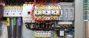 Mechanical Electrical switchboard