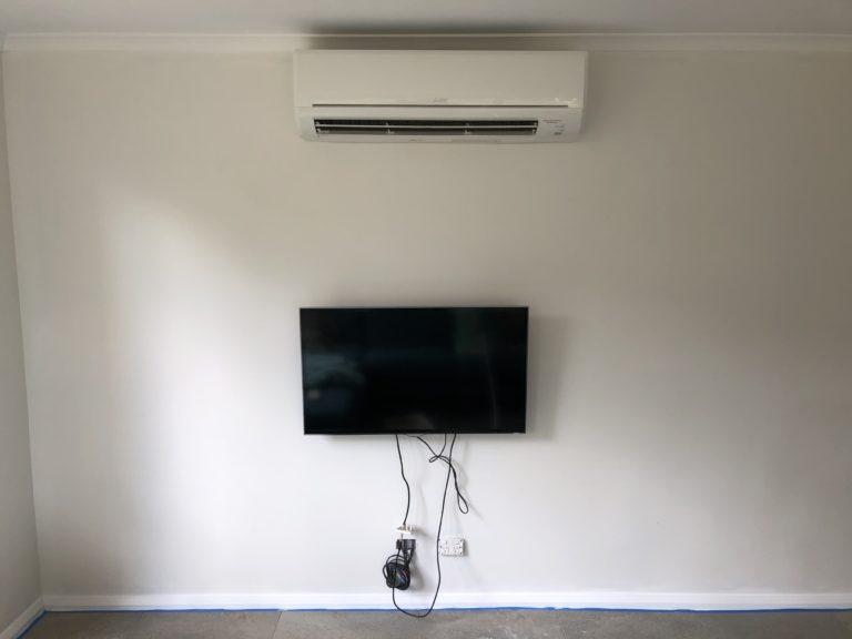 split system installation frankston